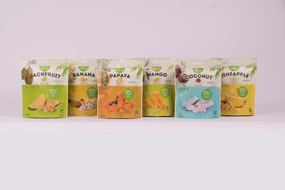Adya Fruit Concept van GOAT Food Concepts